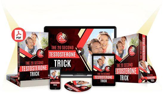 20-Second Testosterone Trick e-cover