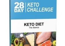 28-Day Keto Challenge e-cover