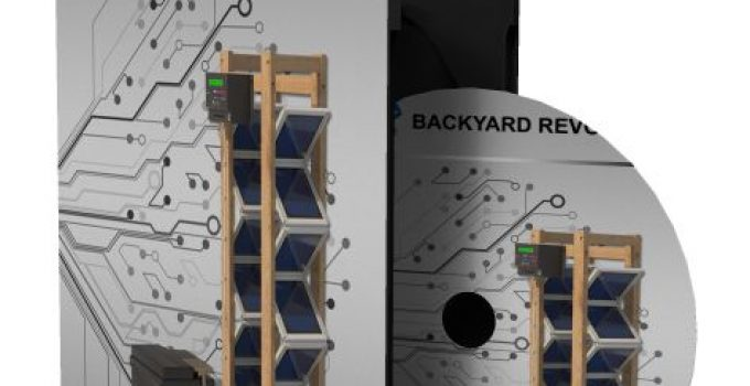 Backyard Revolution ebook cover