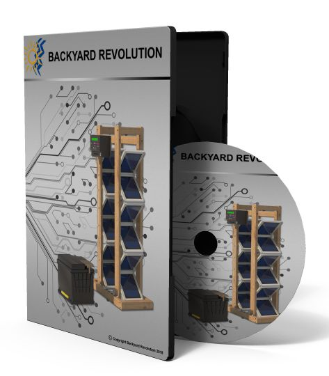 Backyard Revolution Book Cover