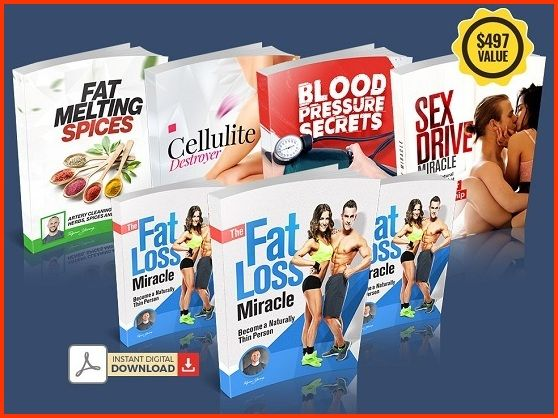Fat Loss Miracle System Book Cover