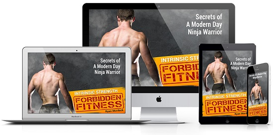 Forbidden Fitness Book Cover