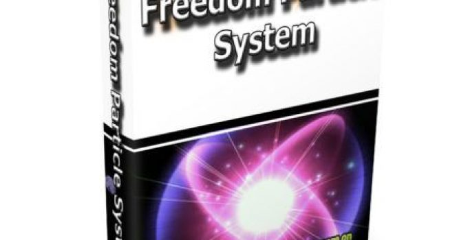 Freedom Particle system e-cover