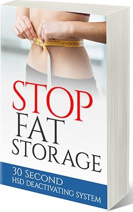 Stop Fat Storage Book Cover