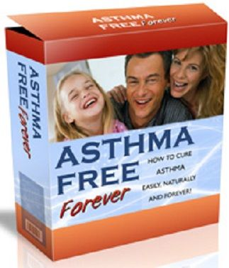 Asthma Relief Forever Book Cover