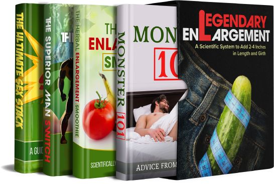 Legendary Enlargement Book Cover
