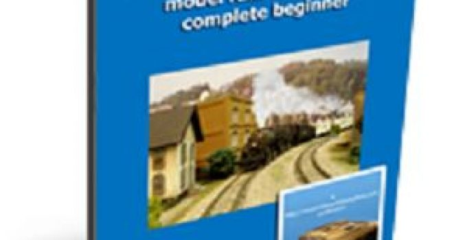 Model Railroads For Complete Beginners e-cover