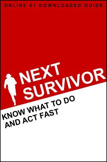 Next Survivor Guide Book Cover