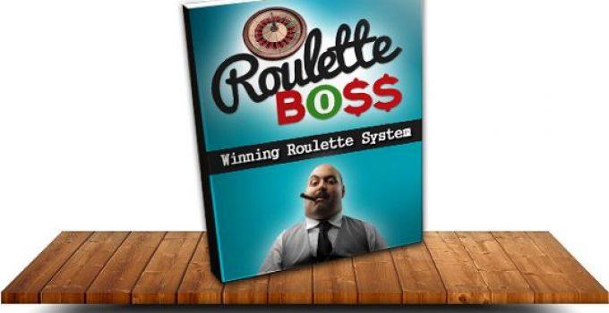 Roulette Boss e-cover