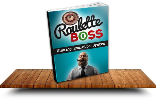 Roulette Boss Book Cover