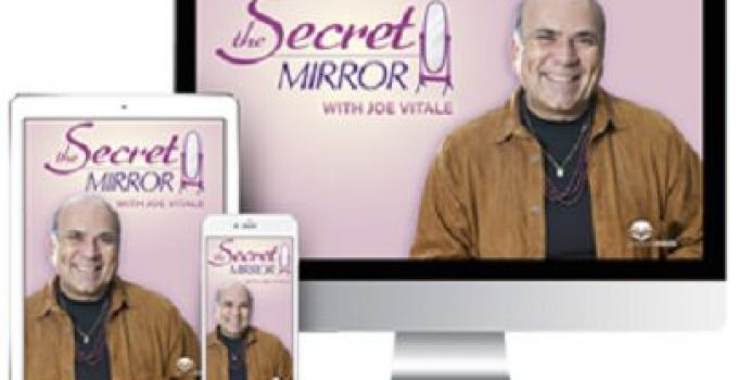 the Secret Mirror 3.0 e-cover