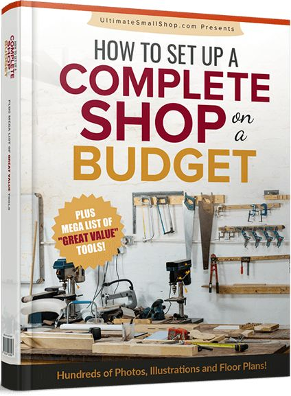 Ultimate Small Shop Guide Book Cover