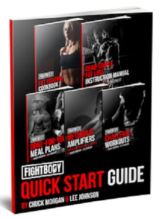 Fightbody Formula Book Cover