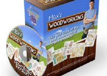 Max's Woodworking Plans e-cover