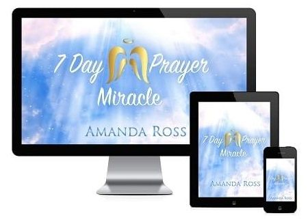 7 Day Prayer Miracle Book Cover