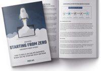 Starting From Zero e-cover