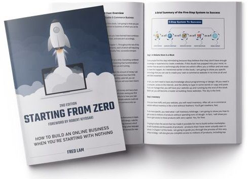 Starting From Zero 2.0 Book Cover