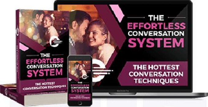 Effortless Conversation System e-cover