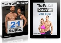 Fat Cell Destroyer ebook cover