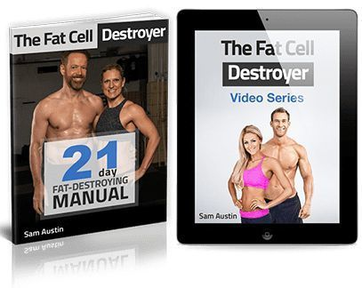 The Fat Cell Destroyer Book Cover
