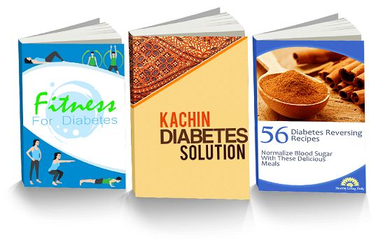 Kachin Diabetes Solution ebook cover