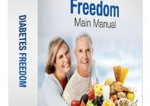 Diabetes Freedom ebook cover