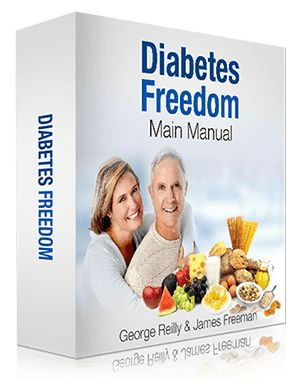 Diabetes Freedom Book Cover