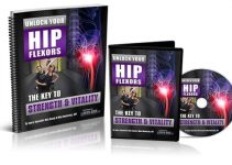 Unlock Your Hip Flexors ebook cover